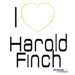 I Heart Harold Finch POI