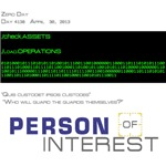 Person of Interest Zero Day