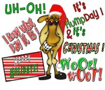 Funny Christmas Hump Day Camel