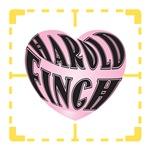 Pink Heart Harold Finch POI