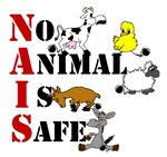 No Animal Is Safe