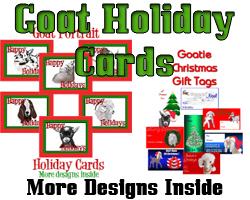 The Goat Christmas Shop