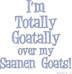 Totally Goatally Saanen Goat