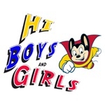 Mighty Mouse Boys and Girls