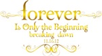 Forever is Only the Beginning Breaking Dawn
