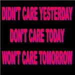 Don't Care!