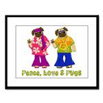 Peace, Love and Pugs
