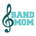 Treble Clef Band Mom
