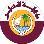 Qatar Coat of Arms