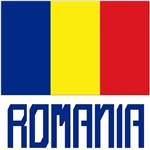 Romania Flag/Name