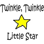 Twinkle Twinkle - Yellow,Blue,Pink