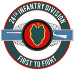24th Infantry CIB motto