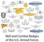 Skill and Combat Badges