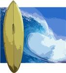Surfing Surfboard Surf Board Beach Waves Ocean Sea