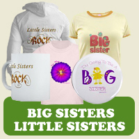 Big &amp; Little Sister : Tees, Gifts &amp; Appare