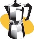Pop Art - 'Coffee Pot'