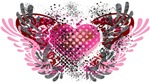 Valentine Heart Wings