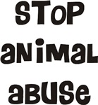 Stop Animal Abuse Products!