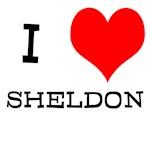 I HEART SHELDON