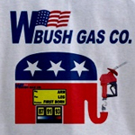 Bush Gas Company Apparel