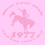 Pink Cowboy T-Shirt