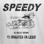 Speedy T-Shirt