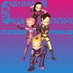 Code Lyoko Battle Stance Shirt