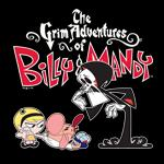 Grim Billy and Mandy Shirt