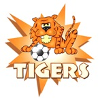 TIGERS SOCCER TEAM T-SHIRTS AND GIFTS