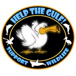 HELP THE GULF SEAGULL