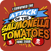Salmonella Tomatoes
