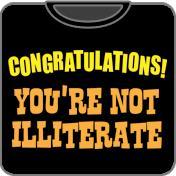Not Illiterate