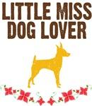 Little Miss Dog Lover