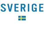 Sweden Swedish T-shirt T-shirts Swedish Gifts