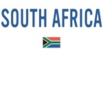 South Africa African T-shirt T-shirts Africa Gifts