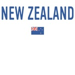 New Zealand New Zealander T-shirt T-shirts & Gifts