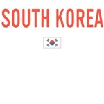 South Korea Korean T-shirt T-shirts Korean Gifts