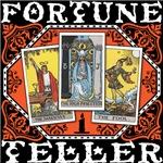 Fortune Teller (white/orange)