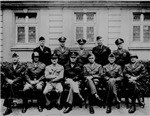 WWII Historic Photos of Historic Leaders
