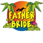 Father of the Bride Beach T-Shirts