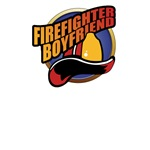 Firefighter Boyfriend T-Shirts