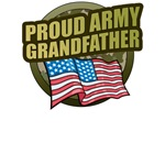 Army Grandfather T-Shirts