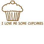 Love Cupcakes T-Shirts