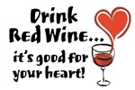 Drink Red Wine