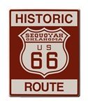 Sequoyah Route 66