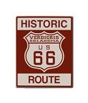 Verdigris Route 66