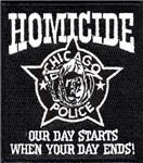 Chicago Police Homicide