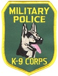 Military Police Canine