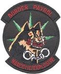 Border Patrol Narc Bomb