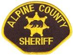 Alpine County Sheriff